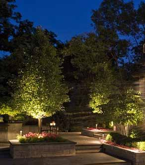 outdoor commercial landscape lighting fixtures