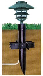Rab Landscape Lighting 120 Volt Mighty Posts