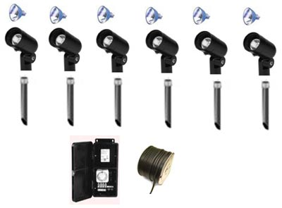 Landscape Outdoor Lighting Kits