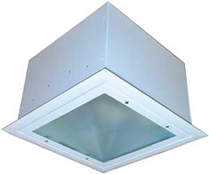 home u203a Commercial u0026 Industrial Lighting u203a « back  sc 1 st  Residential Landscape Lighting u0026 Design & Metal Halide Recessed Canopy Light - RCL Series