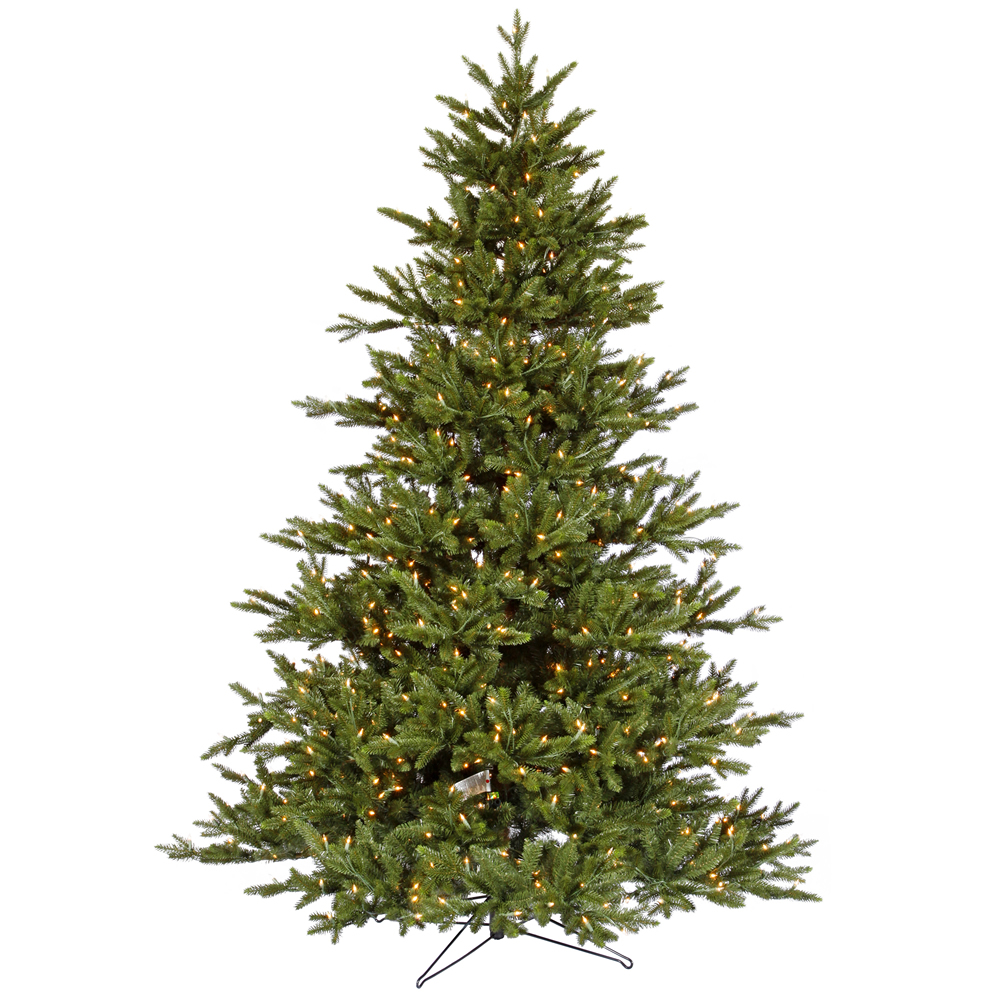 16 Foot Christmas Tree: Lighted Artificial Christmas Trees 14