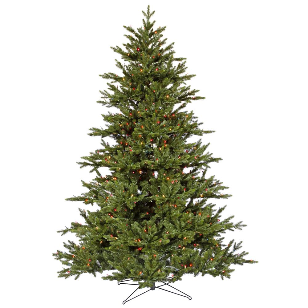 Cheap Unlit Artificial Christmas Trees